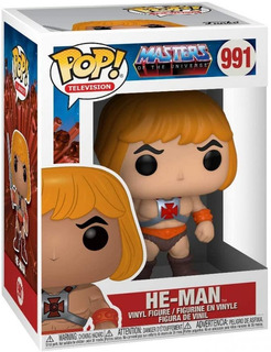 Funko Pop! Masters Of The Universe He-man