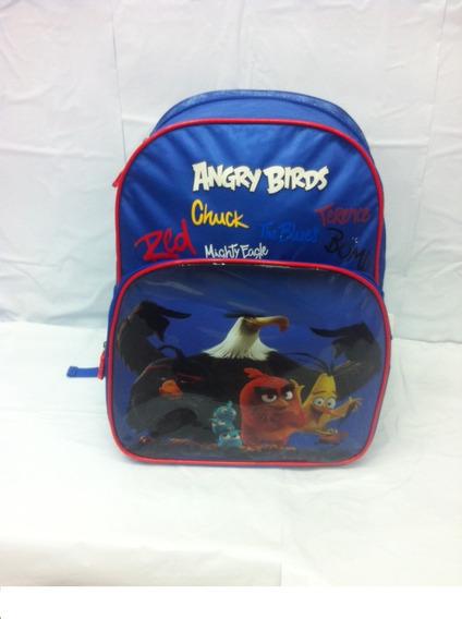 Mochila Angry Birds Abm801302