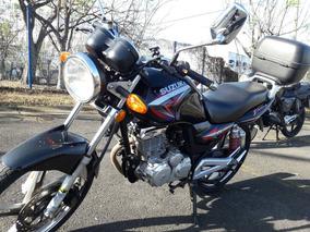Moto Suzuki En-150