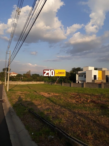 Imagem 1 de 2 de Te05453 - At 300.m² Parque Residencial Indaiá - Terreno Comercial -  Z10 Imóveis  Indaiatuba - Em Frente Ao Condomínio Montreal - Te05453 - 32296153