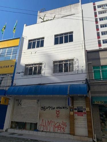 Imagem 1 de 30 de Prédio Para Locação No Centro Da Cidade - Pr0086