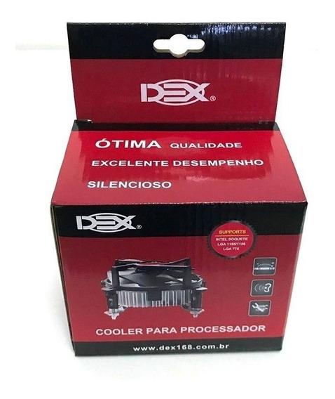 Cooler Para Processador Dx-7115