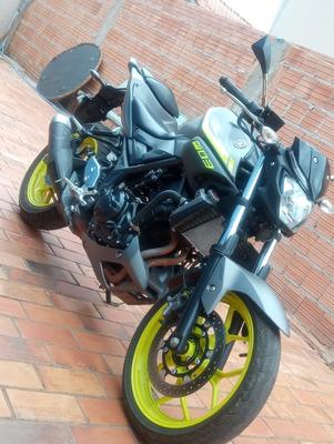 Yamaha Abs Mt 03