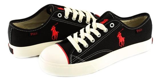 Zapatos Polo Roberts Canvas Nuevas Tallas Disponibles