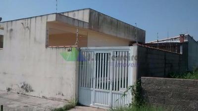 Casa Para Locação Definitiva, Em Peruíbe. - Codigo: Ca0277 - Ca0277