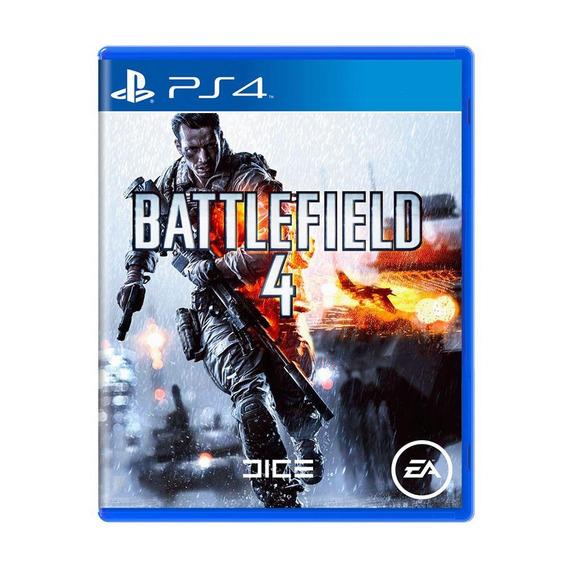 Battlefield 4 Ps4 Mídia Física Pronta Entrega