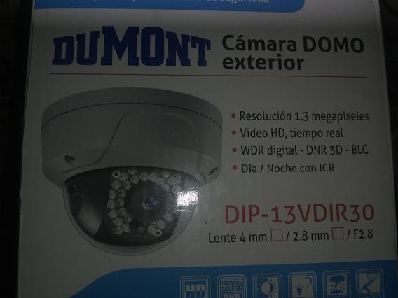 Domo Fijo Ip 1.3mpx Marca Dumont