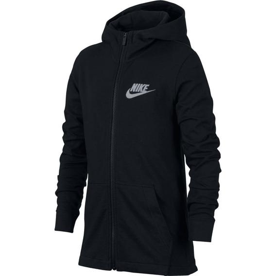 Jaqueta Nike Hoodie Jsy Infantil Aa6628-010