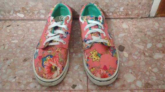 Zapatillas Estilo Panchas
