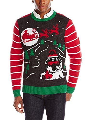 The Ugly Christmas Sweater Kit Suéter Radical Polar Bro L...