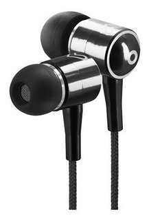 Auriculares Energy Sistem In Ear Cable Mallado Negro