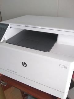 Impresora Multifunción Láser Color Hp M180nw