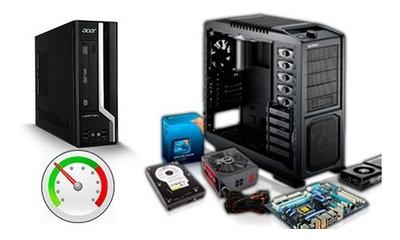 Servicio De Reparación Y Mantenimiento De Computadoras