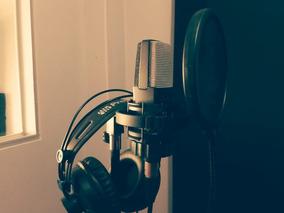 Grabación Y Edición De Audio (locuciones, Doblajes, Música)