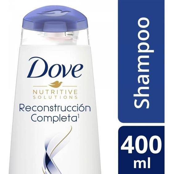 Dove Reconstruccion Completa 400 Ml Shampoo / Acondicionado