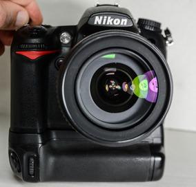 Nikon D7000 + Grip Original Nikon + 18-105 Vr 14k Cliques