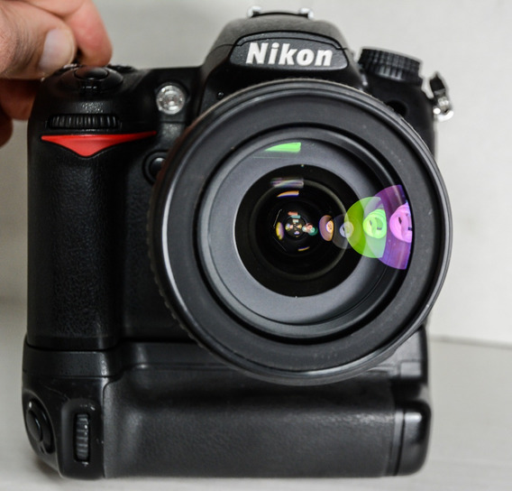 Nikon D7000 + 18-105 Vr 14k Cliques