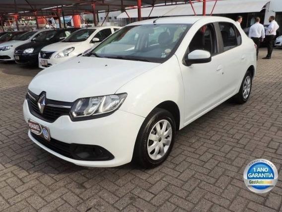 Renault Logan Expression 1.6 16v Hi-flex, Qnz4293