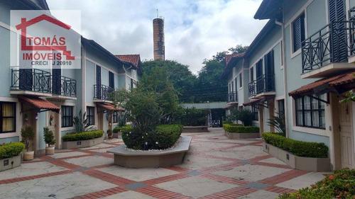 Imagem 1 de 21 de Sobrado Residencial À Venda, Conjunto Residencial Vista Verde, São Paulo. - So1463
