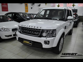 Land Rover Discovery 4 Se 3.0 2015 *impecável*linda*