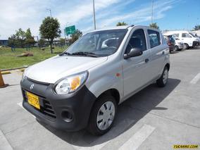 Suzuki Alto Otras Versiones