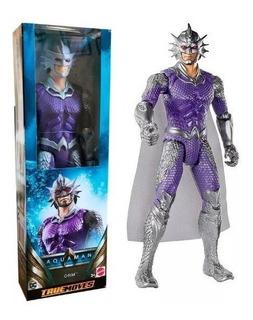Figuras Articuladas Aquaman 30 Cm Original Mattel Articulado