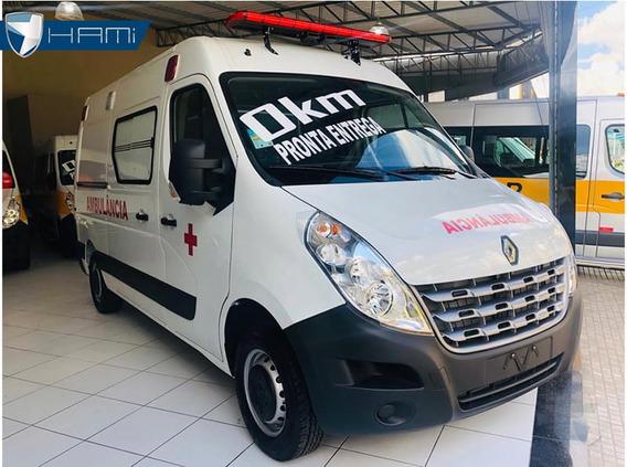 Ambulancia Renault Master 2019 Uti L3h2