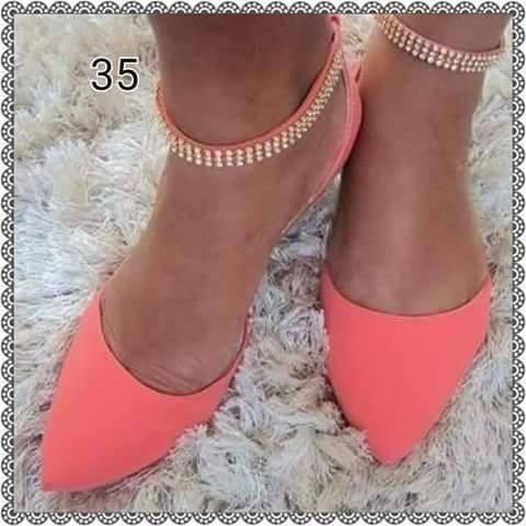 Sapatilha Feminina Sapatos Femininos Luxo