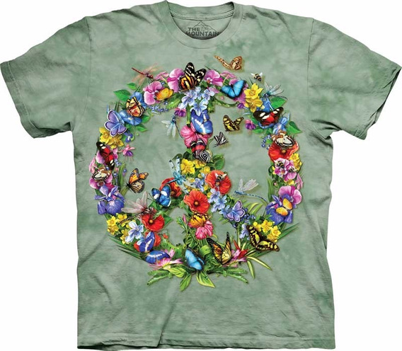 Playera 4d - Unisex Infantiles - 3340 Butter Dragon Peace.