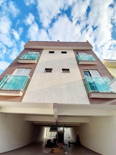 Imagem 1 de 14 de Cobertura À Venda, 92 M² Por R$ 400.000,00 - Paraíso - Santo André/sp - Co2711
