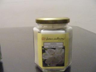 Vela Aromática Home Interiors Aroma Gardenia