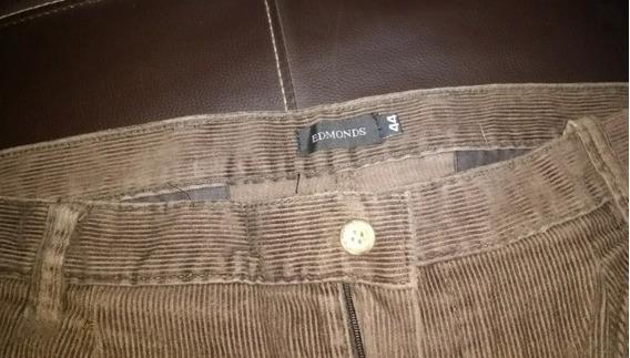 Pantalon Corderoy