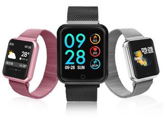 Smartwatch Relógio P68 Fitness Prova D