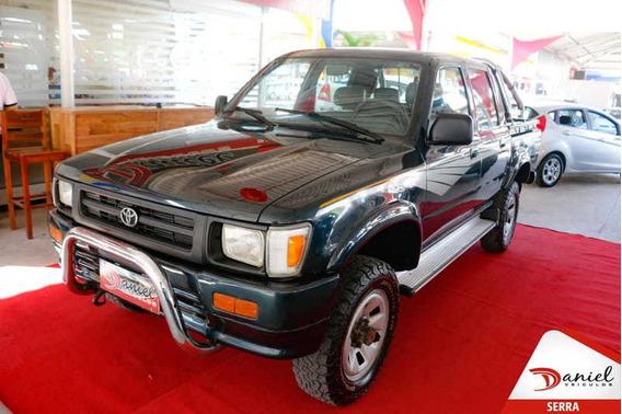 Toyota - Hilux Cd 4x4 Dlx 2.8 1999