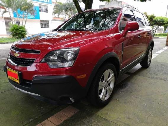 2015 Chevrolet Captiva Sport Ls 5p