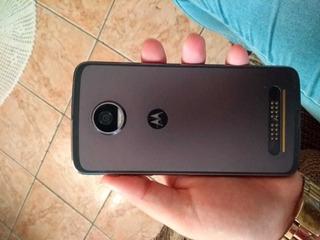 Motorola Moto Z2 Play ( Precisa Trocar A Bateria)