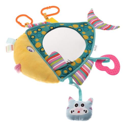 Imagen 1 de 6 de Coche Bebé Asiento Trasero Espejo Retrovisor Para Bebés
