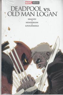 Comic Marvel Básicos: Deadpool Vs Old Man Logan