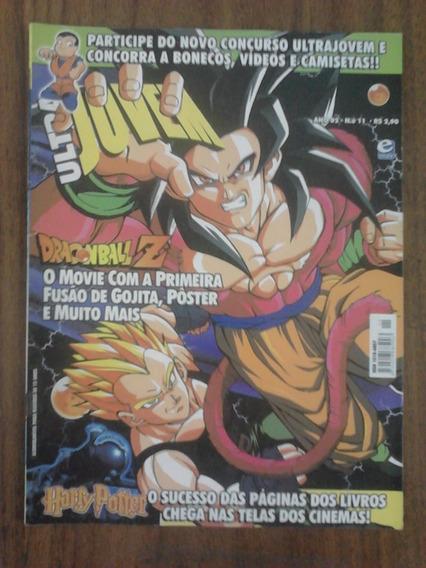 Revista Ultra Jovem Nº11 - Em Excelente Estado
