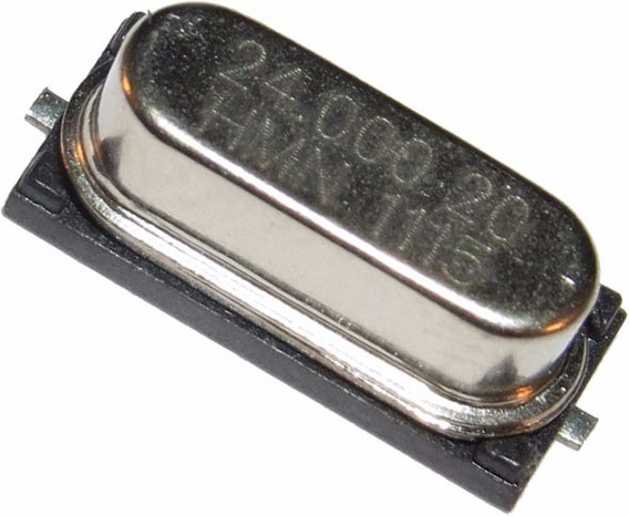 Cristal Oscilador 24.000mhz Kit C/ 10 Pçs