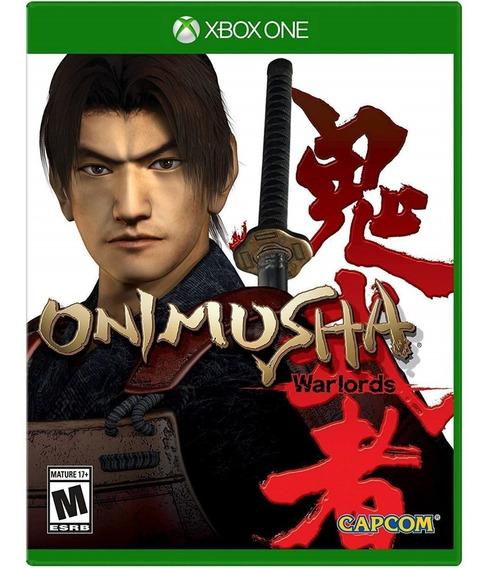 Onimusha Warlords - Mídia Física - Novo - Xbox One
