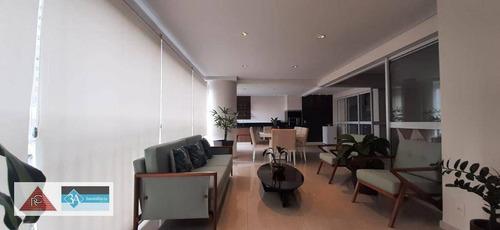 Imagem 1 de 30 de Apartamento Com 3 Dormitórios À Venda, 242 M² Por R$ 2.800.000,00 - Tatuapé - São Paulo/sp - Ap5043