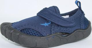 Zapato Acuatico Niño Marca Koala Kids Modelo Shark Blue