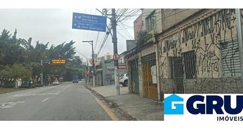 Casa Comercial Vila Galvão - Cac523