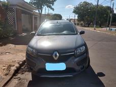 Renault Sandero Stepway 1.6 16/17 - Abaixo Da Fipe