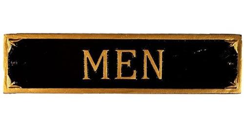 Imagen 1 de 1 de Montague Productos De Metal Hombres Placa De Baño 115 Por 2