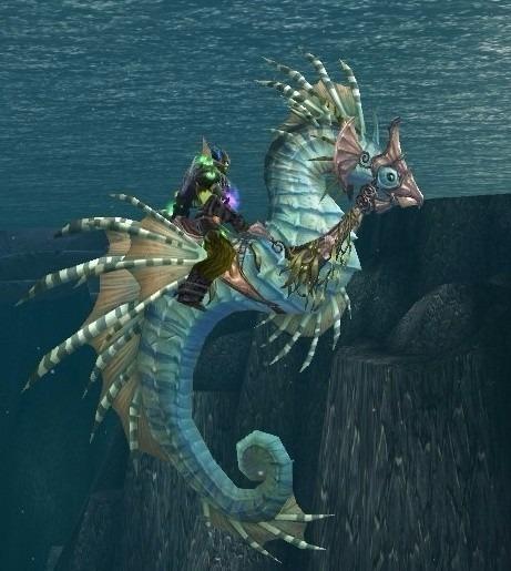 Wow Montaria Poseidus