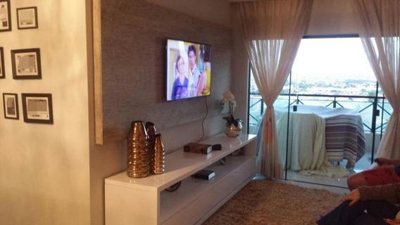 Apartamento Em Candelária, Natal/rn De 123m² 3 Quartos À Venda Por R$ 675.000,00 - Ap308438