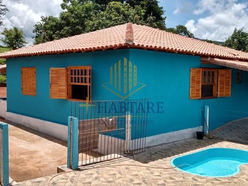 Imagem 1 de 15 de Chácara Para Venda Em Ouro Fino, -, 3 Dormitórios, 1 Banheiro, 2 Vagas - Chácara 5_1-2019813