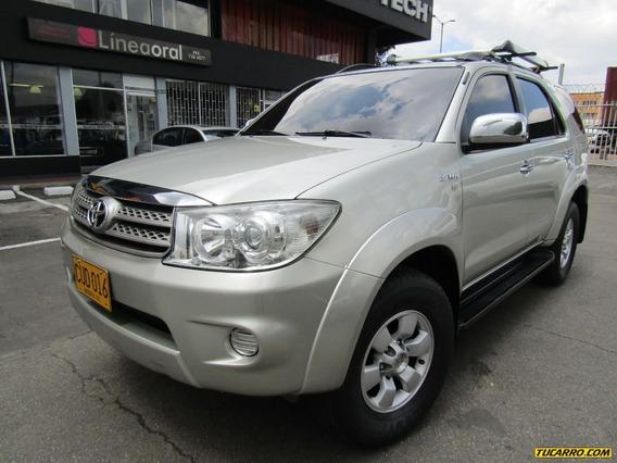 Toyota Fortuner Lx